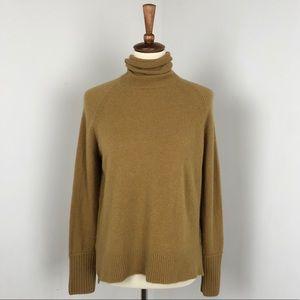 J. Crew | Alpaca Blend Turtleneck Sweater